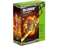 Dr.Web Бастион Pro, коробка на 1 год 2 ПК
