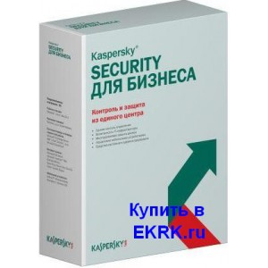 Kaspersky Endpoint Security для бизнеса – Стандартный 10 ПК 1 год