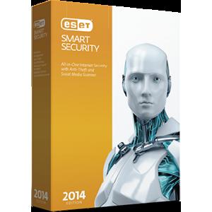 ESET NOD32 Smart Security продление лицензии на 2 года 3 ПК (электронно)
