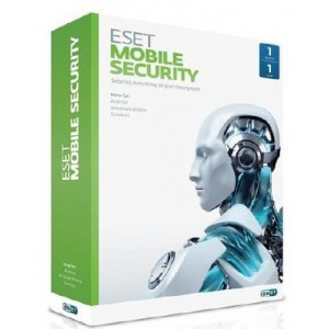 ESET NOD32 Mobile Security - лицензия на 1 год на 3 ПК (электронно)