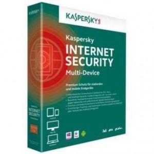 Kaspersky Internet Security для всех устройств 2014  2 ПК 1 год базовая (коробки)