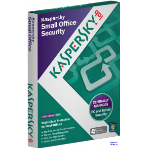 Kaspersky Small Office Security 3 for Personal Computers and File Servers 10 ПК +10 Мобильных устройств +1 сервер 1 год